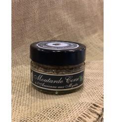 MOUTARDE CORSE A L'ANCIENNE A LA MYRTE 120G - Maison Ferrero - Epicerie à Ajaccio