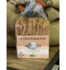 BISCOTTES COMPLETE BLE ET EPEAUTRE BIO 280GR - CHANTERACOISE - Maison Ferrero - Epicerie à Ajaccio