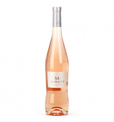 "ROSE ""M"" DE MINUTY - Maison Ferrero - Epicerie à Ajaccio"