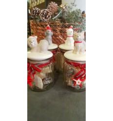 POT COOKIES + ASSORTIMENTS 100 gr DE CONFISERIES ARTISANALES - MAISON FERRERO - Maison Ferrero - Epicerie à Ajaccio