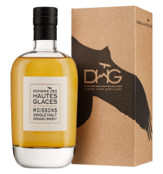 WHISKY SINGLE MALT DHG MOISSON 70CL - Maison Ferrero - Epicerie à Ajaccio