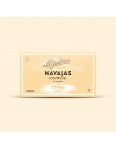 NAVAJAS COUTEAUX AU NATUREL 112GR- LA GUILDIVE - Maison Ferrero - Epicerie à Ajaccio