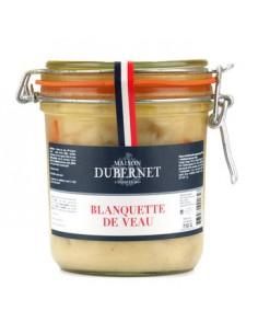 BLANQUETTE DE VEAU 750GR - MAISON DUBERNET - Maison Ferrero - Epicerie à Ajaccio
