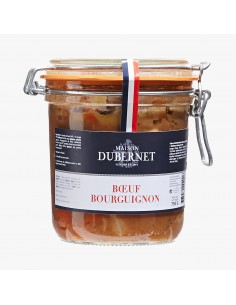 BOEUF BOURGUIGNON 750GR - MAISON DUBERNET - Maison Ferrero - Epicerie à Ajaccio