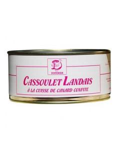 CASSOULET LANDAIS 900G-DUPERIER ET FILS - Maison Ferrero - Epicerie à Ajaccio