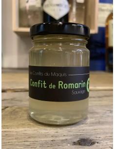 CONFIT DE ROMARIN 100GR- LES CONFITS DU MAQUIS - Maison Ferrero - Epicerie à Ajaccio