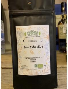 INFUSION BIO NUIT DE REVE 30GR- CASA ORSI - Maison Ferrero - Epicerie à Ajaccio