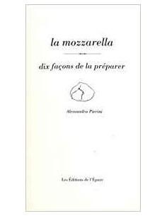 LIVRE LA MOZZARELLA - Maison Ferrero - Epicerie à Ajaccio
