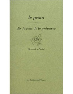 LIVRE LE PESTO - Maison Ferrero - Epicerie à Ajaccio