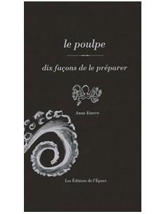 LIVRE LE POULPE - Maison Ferrero - Epicerie à Ajaccio