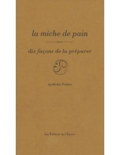 LIVRE LA MICHE DE PAIN - Maison Ferrero - Epicerie à Ajaccio