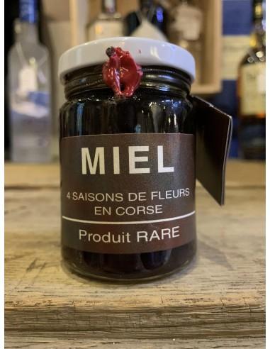 MIEL OPUS APIS 125GR-RAYMOND THOUEMENT - Maison Ferrero - Epicerie à Ajaccio