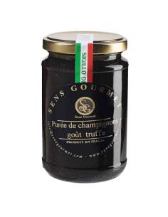 SAUCE A TRUFFE ET CHAMPIGNONS SENS GOURMET 280GR - Maison Ferrero - Epicerie à Ajaccio