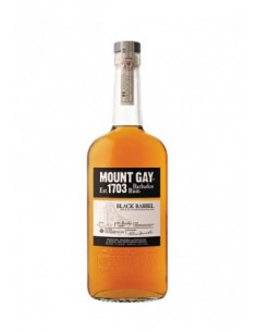 RHUM MOUNT GAY BLACK BARREL 70CL - Maison Ferrero - Epicerie à Ajaccio