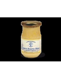 SAUCE AU BEURRE BLANC VERRINE 190GR-LA POINTE DE PENMARCH - Maison Ferrero - Epicerie à Ajaccio