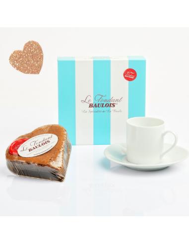 FONDANT BAULOIS COEUR 110GR - Maison Ferrero - Epicerie à Ajaccio