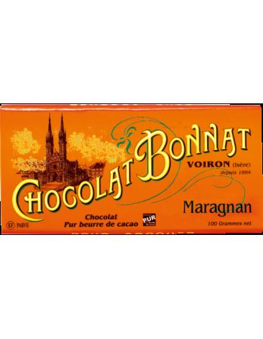 TABLETTE MARAGNAN GRAND CRU D'EXCEPTION-BONNAT - Maison Ferrero - Epicerie à Ajaccio