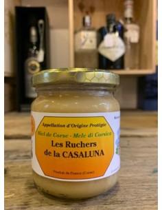 MIEL DE CORSE DE BUPLEVRE 250GR-LES RUCHERS DE CASALUNA - Maison Ferrero - Epicerie à Ajaccio