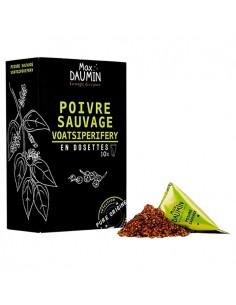 POIVRE SAUVAGE VOATSIPERIFERY - MAX DAUMIN - Maison Ferrero - Epicerie à Ajaccio