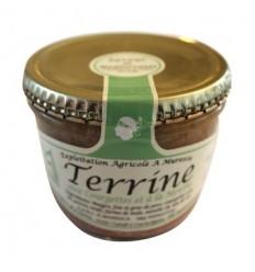 TERRINE AUX COURGETTES ET A LA MENTHE 200GR-A MURESCA - Maison Ferrero - Epicerie à Ajaccio
