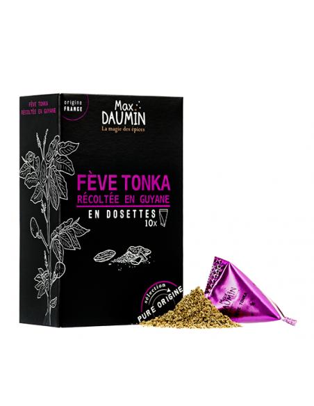FEVE TONKA RECOLTEE EN GUYANE- MAX DAUMIN - Maison Ferrero - Epicerie à Ajaccio