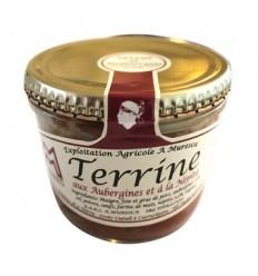 TERRINE AUX AUBERGINES ET A LA NEPITA 200GR-A MURESCA - Maison Ferrero - Epicerie à Ajaccio