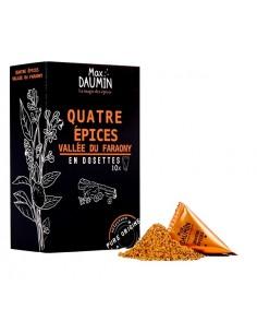 QUATRE EPICES VALLEE DU FARAONY - MAX DAUMIN - Maison Ferrero - Epicerie à Ajaccio