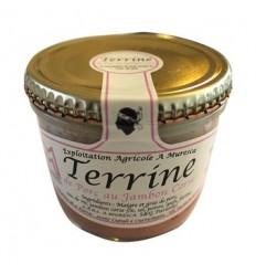 TERRINE AU JAMBON CORSE-PRISUTTU 140GR-A MURESCA - Maison Ferrero - Epicerie à Ajaccio