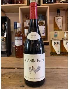 ROUGE LA VIEILLE FERME VENTOUX PERRIN - Maison Ferrero - Epicerie à Ajaccio