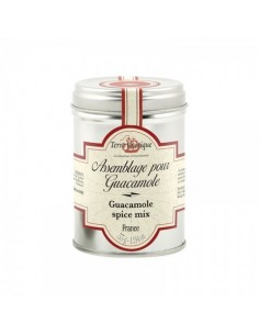 ASSEMBLAGE POUR GUACAMOLE 55GR - TERRE EXOTIQUE - Maison Ferrero - Epicerie à Ajaccio