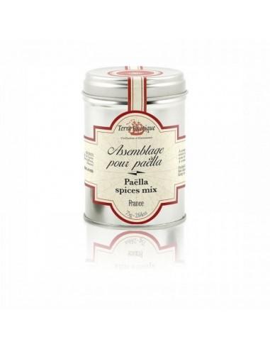 ASSEMBLAGE POUR PAELLA 75GR - TERRE EXOTIQUE - Maison Ferrero - Epicerie à Ajaccio