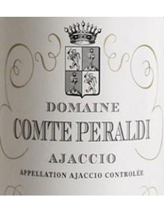 BLANC DOMAINE PERALDI AOC VIN DE CORSE 2018 75CL - Maison Ferrero - Epicerie à Ajaccio