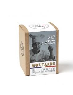 MOUTARDE JEROME LE GASTRONOME JUS DE TRUFFE MELANOSPORUM 180GR - - Maison Ferrero - Epicerie à Ajaccio