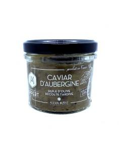 CAVIAR D'AUBERGINE A L'HUILE D'OLIVE 100G - MR APPERT - Maison Ferrero - Epicerie à Ajaccio
