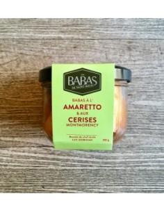 BABAS AMARETTA 380GR- LES BABAS DE SAINT MALO - Maison Ferrero - Epicerie à Ajaccio