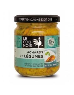 ACHARDS DE LEGUMES 200GR - LE COQ NOIR - Maison Ferrero - Epicerie à Ajaccio