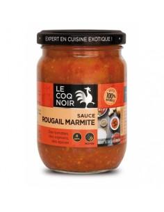 ROUGAIL MARMITE TOMATE OIGNONS 200GR - LE COQ NOIR - Maison Ferrero - Epicerie à Ajaccio