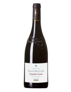 ROUGE Languedoc Grande Cuvée ( Syrah/Grenache Noir/Mourvèdre/Carignan ) 2013 Haut Blanville 75CL - Maison Ferrero - Epicerie à