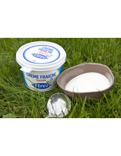 CREME FRAICHE 20CL ETREZ - Maison Ferrero - Epicerie à Ajaccio
