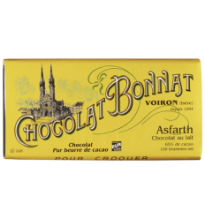 TABLETTE ASFARTH LAIT-BONNAT - Maison Ferrero - Epicerie à Ajaccio