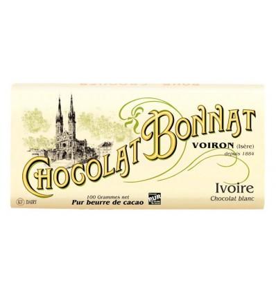 TABLETTE CÔTE D'IVOIRE GRAND CRU D'EXCEPTION-BONNAT