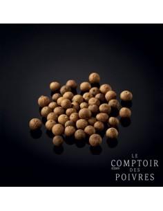 POIVRE BLANC VANILLE 80GR- COMPTOIR DES POIVRES - Maison Ferrero - Epicerie à Ajaccio