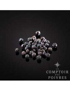 POIVRE NOIR DE MONDOLKIRI 80gr-COMPTOIR DES POIVRES - Maison Ferrero - Epicerie à Ajaccio