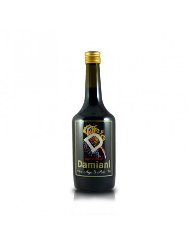CAP DAMIANI ROUGE 8 ANS 75CL 15%-DAMIANI - Maison Ferrero - Epicerie à Ajaccio