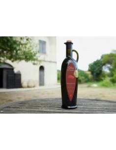 HUILE D'OLIVE RECOLTE ANCIENNE VERRE 75CL-CAVALLO MORTO - Maison Ferrero - Epicerie à Ajaccio