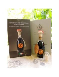 VINAIGRE BALSAMIQUE TRADITIONNEL ROUGE 100ML- SAN GIACOMO - Maison Ferrero - Epicerie à Ajaccio