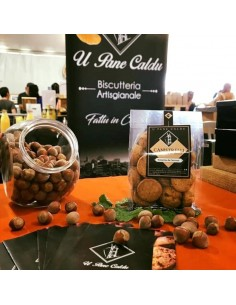 CANISTRELLI NOISETTES DE CERVIONE 220GR - U PANE CALDU - Maison Ferrero - Epicerie à Ajaccio
