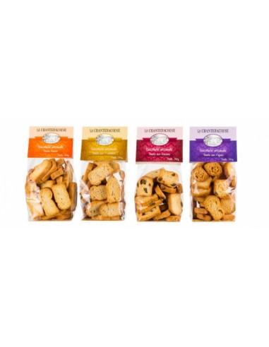 TOASTS BIO AU SARRASIN 140GR - CHANTERACOISE - Maison Ferrero - Epicerie à Ajaccio
