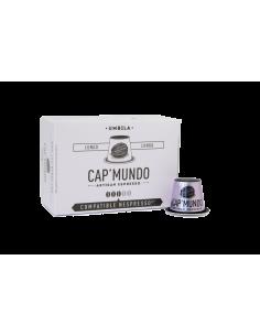 CAFE UMBILA 10 CAPSULES DE 58GR - CAP MUNDO - Maison Ferrero - Epicerie à Ajaccio