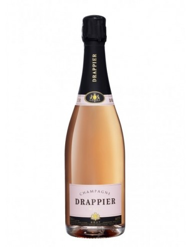 CHAMPAGNE ROSE BRUT DRAPPIER 75cl - Maison Ferrero - Epicerie à Ajaccio